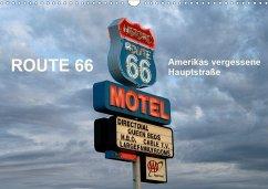 Route 66 - Amerikas vergessene Haupstraße (Wandkalender 2020 DIN A3 quer)