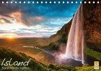 ISLAND - Traumlandschaften (Tischkalender 2020 DIN A5 quer)