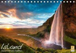 ISLAND - Traumlandschaften (Tischkalender 2020 DIN A5 quer) - Schratz blendeneffekte.de, Oliver