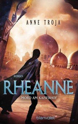 Buch-Reihe Rheanne