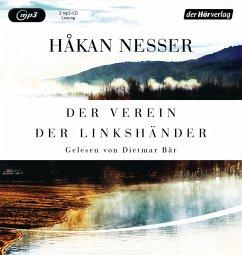 Der Verein der Linkshänder, 1 MP3-CD - Nesser, Hakan