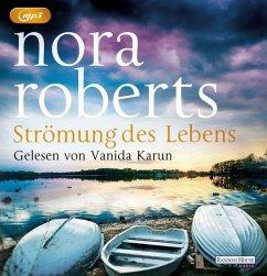 Strömung des Lebens, 2 MP3-CD - Roberts, Nora