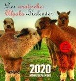Der >erotische< Alpaka-Kalender (2020)