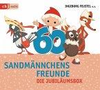 Sandmännchens Freunde, 3 Audio-CDs