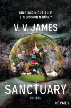 Sanctuary - James, V. V.