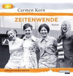 Zeitenwende / Jahrhundert-Trilogie Bd.3 (MP3-CD) - Korn, Carmen