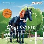 Das Turnier & Weihnachten auf Kaltenbach / Ostwind für Erstleser Bd.3+4 (1 Audio-CD)