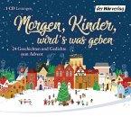 Morgen, Kinder, wird's was geben, 1 Audio-CD
