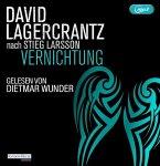 Vernichtung / Millennium Bd.6 (MP3-CD)