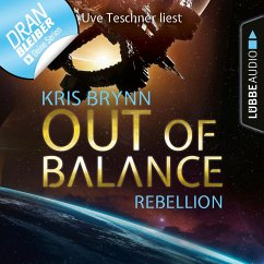 Fallen Universe, Folge 4: Out of Balance - Rebellion (Ungekürzt) (MP3-Download) - Brynn, Kris