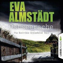 Ostseerache / Pia Korittki Bd.13 (Ungekürzt) (MP3-Download) - Almstädt, Eva
