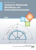 eBook inside: Buch und eBook Technische Mathematik Metallbauer und Konstruktionsmechaniker