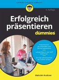 Erfolgreich präsentieren für Dummies (eBook, ePUB)