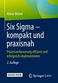 Six Sigma – kompakt und praxisnah (eBook, PDF)