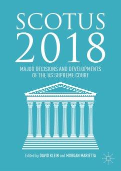 SCOTUS 2018 (eBook, PDF)