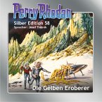Perry Rhodan Silber Edition 58: Die Gelben Eroberer (MP3-Download)