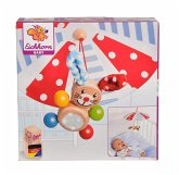 Eichhorn 100017029 - Baby Mobile mit Hasenmotiv, Made in Germany, bunt