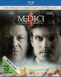 Die Medici: Lorenzo der Prächtige - Staffel 2 BLU-RAY Box - Diverse