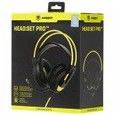 snakebyte HEAD:SET PRO - 7.1 Virtual Surround Sound PC-Headset