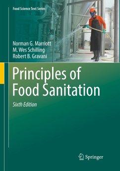 Principles of Food Sanitation - Marriott, Norman G.; Schilling, M. Wes; Gravani, Robert B.
