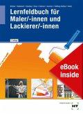 eBook inside: Buch und eBook Lernfeldbuch für Maler/-innen und Lackierer/-innen