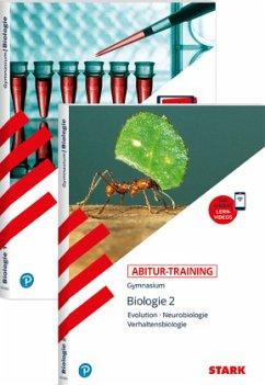 STARK Abitur-Training - Biologie Band 1+2 - Meinhard, Brigitte; Bils, Werner