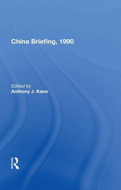China Briefing, 1990 (eBook, ePUB)