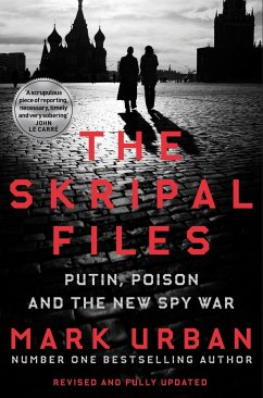 The Skripal Files - Urban, Mark