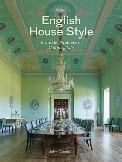 English House Style from the Archives of Country Life - Goodall, John