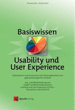 Basiswissen Usability und User Experience