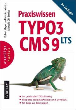 Praxiswissen TYPO3 CMS 9 LTS (eBook, ePUB) - Meyer, Robert; Helmich, Martin