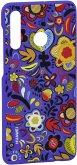 HUAWEI PC Cover Floral Blue für P30 Lite