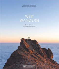Weit wandern (Mängelexemplar) - Bierling, Billi; Hall, Damian; Costello, Dave; Treadway, Alex