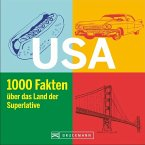 USA 1000 Fakten (Mängelexemplar)