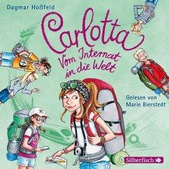 Vom Internat in die Welt / Carlotta Bd.10 (2 Audio-CDs) - Hoßfeld, Dagmar