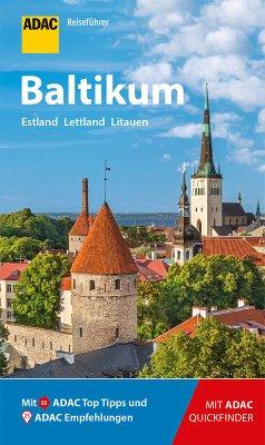 ADAC Reiseführer Baltikum (eBook, ePUB) - Hamel, Christine; Kalimullin, Robert
