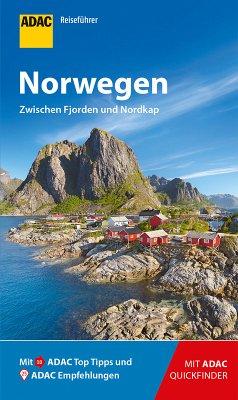 ADAC Reiseführer Norwegen (eBook, ePUB) - Nowak, Christian