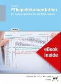 eBook inside: Buch und eBook Pflegedokumentation