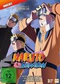 Naruto Shippuden - Staffel 25 - Episode 700-713 Uncut Edition
