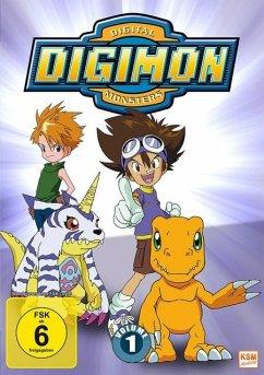 Digimon Adventure - Vol. 1 - Episoden 01-18