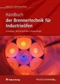 Handbuch der Brennertechnik für Industrieöfen (eBook, PDF)