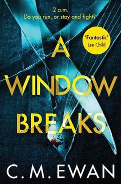 A Window Breaks - Ewan, C. M.