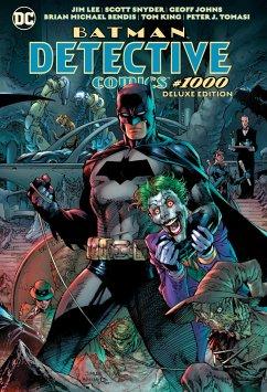 Detective Comics #1000: Deluxe Edition - Tomasi, Peter J.
