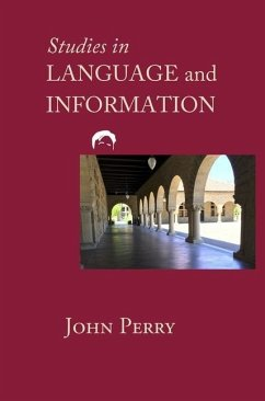 Studies in Language and Information - Perry, John
