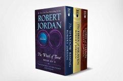 Wheel of Time Premium Boxed Set II - Jordan, Robert