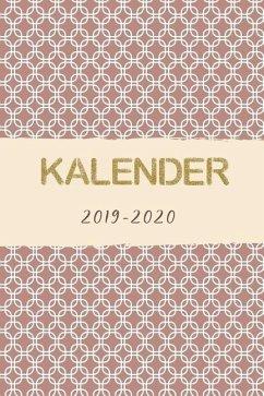 Kalender, Planer & Organizer: Wochenkalender 2019-2020 Für Gut Organisierte Frauen Und Männer - Terminplaner - Taschenkalender - ALS Geschenkidee Fü - Kalendariat, Edgar