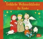 Fröhliche Weihnachtslieder für Kinder, 1 Audio-CD