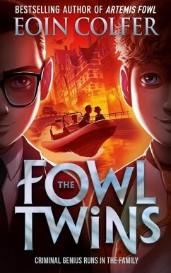 The Fowl Twins - Colfer, Eoin
