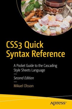 CSS3 Quick Syntax Reference - Olsson, Mikael