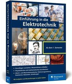 Einführung in die Elektrotechnik - Höwing, Marika